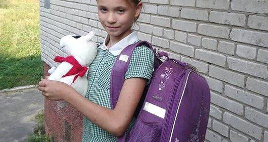 Портфелики для нужденних діток