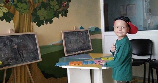Дитяча надія: допомога ЗУСДМЦ