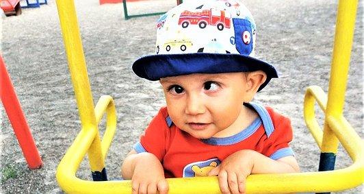 Маленький Тимоша хоче ходити. 2