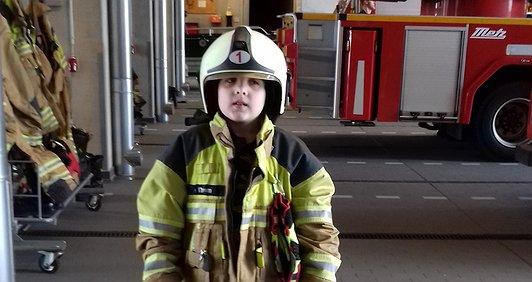 Допоможемо майбутньому пожежнику! 2