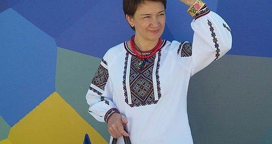 Біжу, щоб сердечко Софії билося! Вікторія Ткаченко