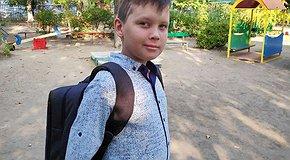 Пухлина мозку може відняти в Олега життя. 4