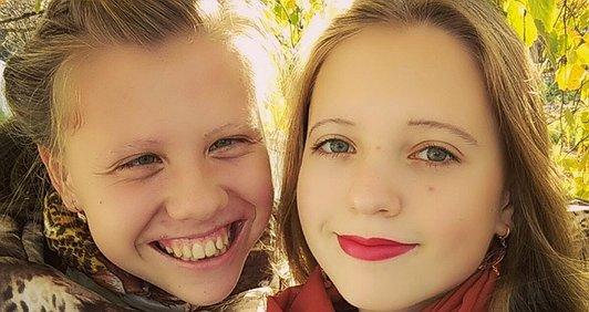 Юлія та Інна – одна біда на двох
