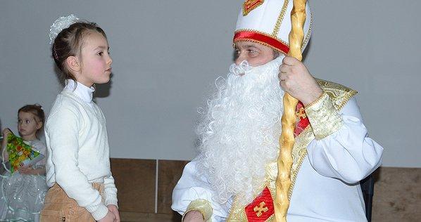 Святий Миколай творить дива