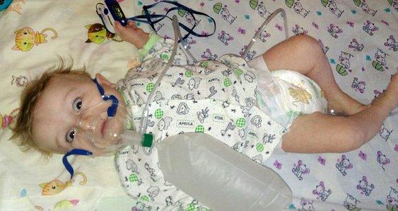 Врятуйте малюка від нічних жахів