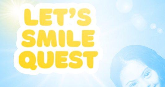 Let's Smile Quest