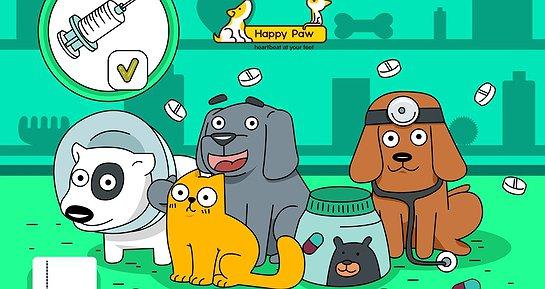 Здорові тваринки – щасливі тваринки!