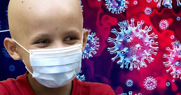 Врятуймо онкохворих дітей від Covid-19