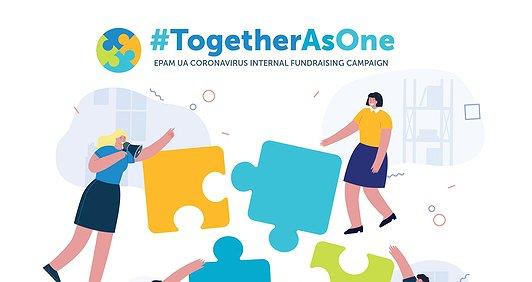 EPAM UA is #TogetherAsOne. Vinnytsia