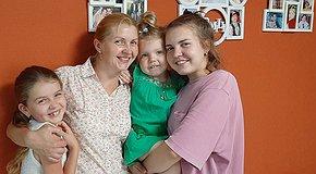 Врятувати матусю трьох діточок!