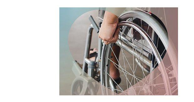 """""""Разом більше"""". Підтримка людей з інвалідністю"""