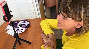 ONLINE school for children with autism