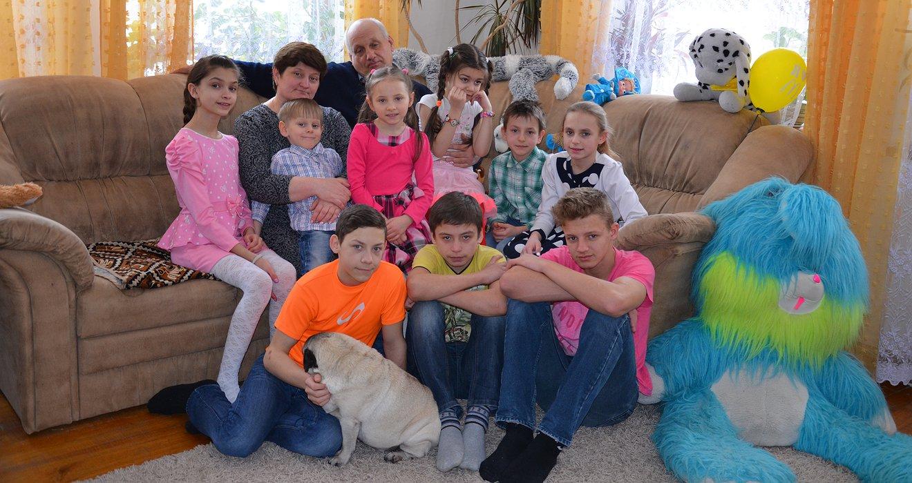 Здорові діти – родина без турбот
