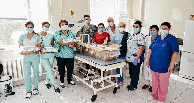 Дитяча надія: допомога Одеській обласній лікарні. Онко 4
