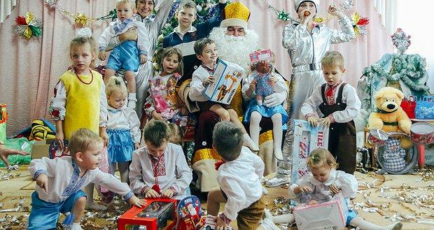 Подаруйте дітям новорічне диво!