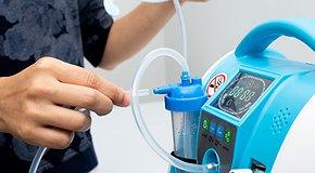Друге життя для кисневих апаратів