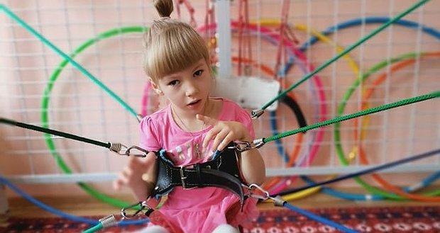 Маленька Поліна мріє танцювати. 7