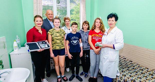 Дитяча надія: допомога Одеській обласній лікарні. Кардіо
