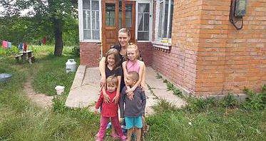 Діти голодні під час Covid-19. 2