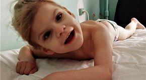Маленька Саша переможе хворобу!