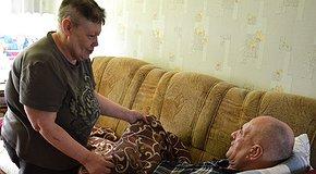 Підгузки для паліативних хворих. 2
