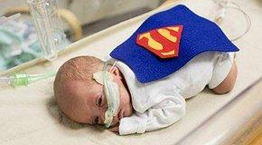 Допомога крихітним Супергероям