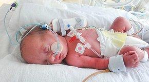 Сигнал про допомогу від немовлят