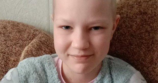 Дівчинці потрібні ліки для подолання раку. 2