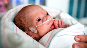 Life-saving oxygen for babies