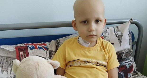 Нікіті потрібна допомога в лікуванні раку. 3
