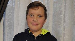 A brain tumor can take Oleg's life. 9