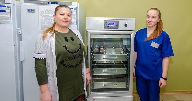 Дитяча надія: допомога Одеській обласній лікарні. Онко 2