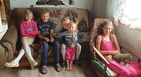 Діти голодні під час Covid-19. 3