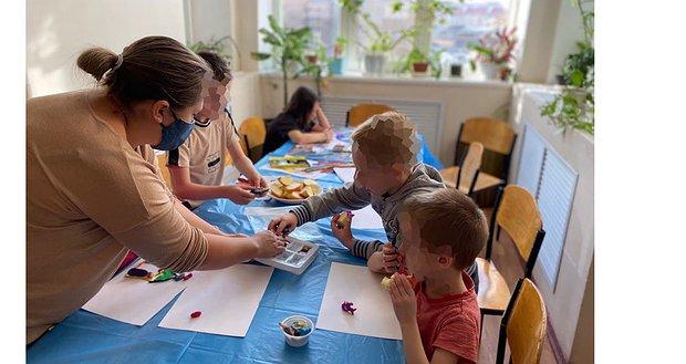 Мобільна арт-студія для дітей в лікарні