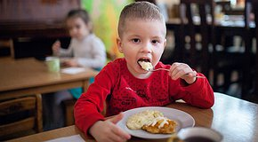 Nutrition for orphans
