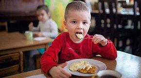 Питание для детей-сирот