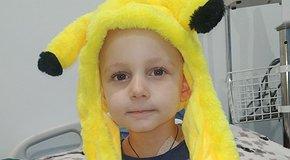 3-річному Родіону потрібна допомога в лікуванні