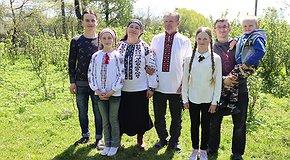 Creativity with Veselovski family!