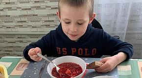 Їжа для дітей. 2