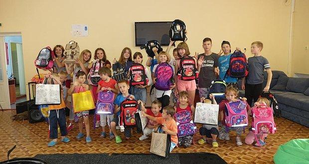Допоможемо дітям зібратися до школи!