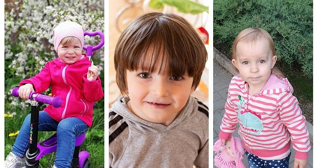 Врятуйте сердечка Міланії, Еміля та Софії
