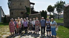 Экскурсии для пожилых людей