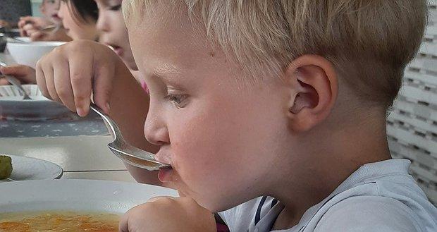 Їжа для дітей. 3