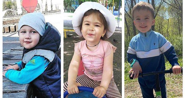 Врятуйте сердечка Мирона, Поліни та Іллі