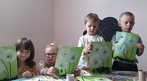 Художественные студии для особых детей. 2