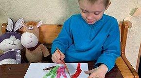 Арт-терапія для дітей-сиріт