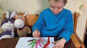 Арт-терапия для детей-сирот