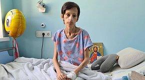Людмилі потрібна допомога в лікуванні раку. 2