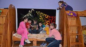 Новий текстиль для дитячого будинку сімейного типу
