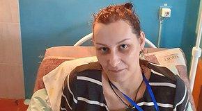 Мама двох дітей потребує лікування від раку
